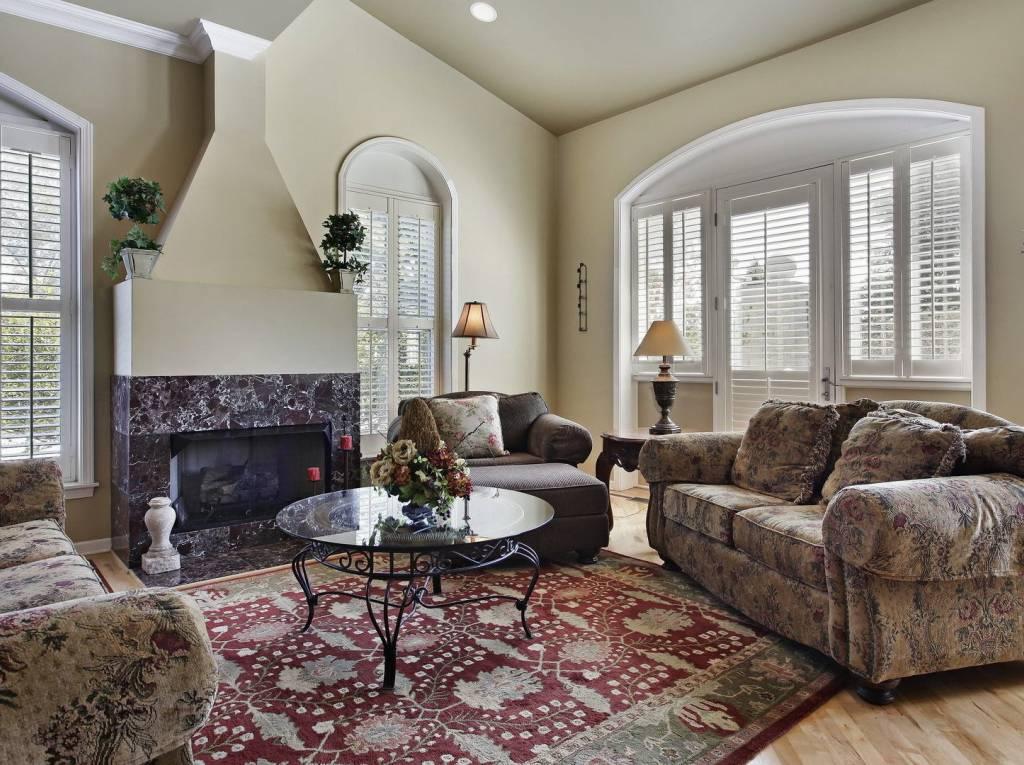 Стили в мебели и интерьере