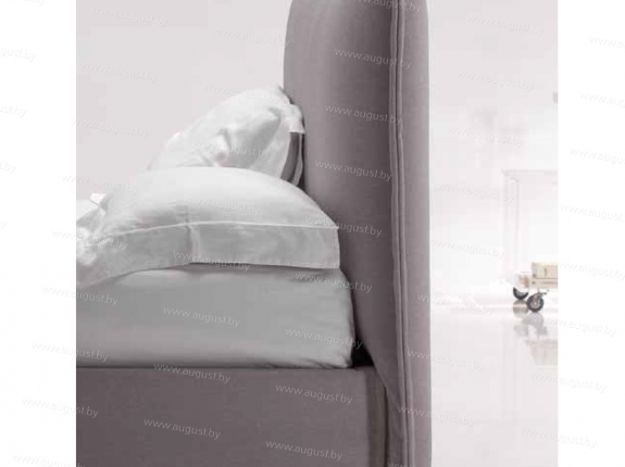"""Кровать с мягким изголовьем AL-0356 """"Cassandra"""""""
