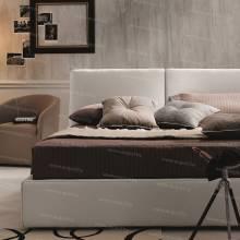 """Кровать с мягким изголовьем AL-0014 """"Sevilla"""""""