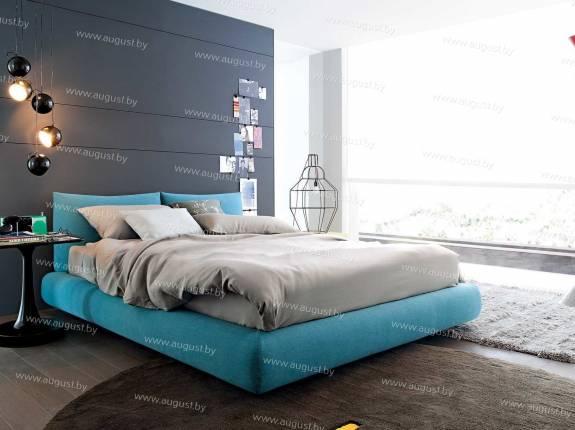 """Кровать с мягким изголовьем AL-0354 """"Verona"""""""