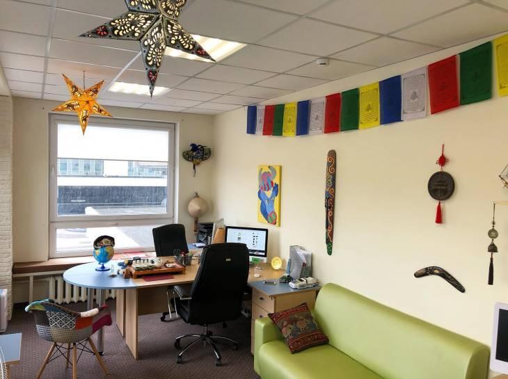 Мы переехали в Новый Чили-офис